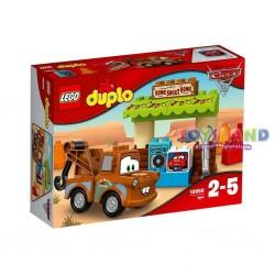 LEGO DUPLO IL CAPANNO DI CRICCHETTO (10856)