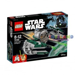 LEGO STAR WARS JEDI STARFIGHTER DI YODA (75168)