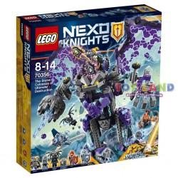 LEGO NEXO KNIGHTS COLOSSO DI PIETRA (70356)
