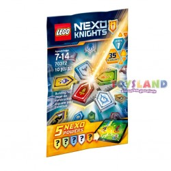 COMBO 5 NEXO POWERS WAVE 1 (70372)