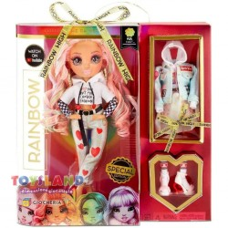 RAINBOW FASHION DOLL KIA HART (422792)