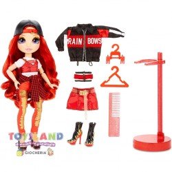 RAINBOW FASHION DOLL RUBY ANDERSON (569619)
