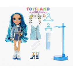 RAINBOW FASHION DOLL SKYLER BRADSHAW (569633)