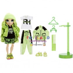 RAINBOW FASHION DOLL JADE HUNTER (569664)