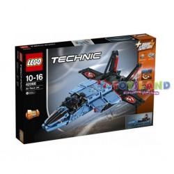 LEGO TECHNIC JET DA GARA (42066)