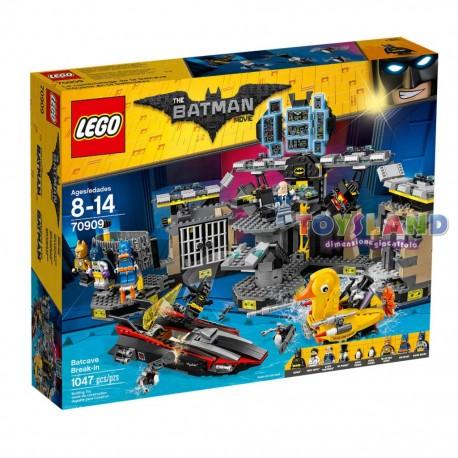 LEGO BATMAN SCASSO ALLA BAT-CAVERNA (70909)