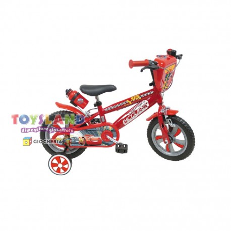 BICI 12 CARS DELUXE (25113)