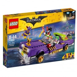 LEGO BATMAN LA FAMIGERATA LOWRIDER DI THE JOKER (70906)