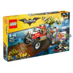 LEGO BATMAN LA TAIL-GATOR DI KILLER CROC (70907)