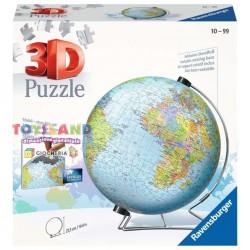 PUZZLE 3D GLOBO 540 Pezzi (12436)