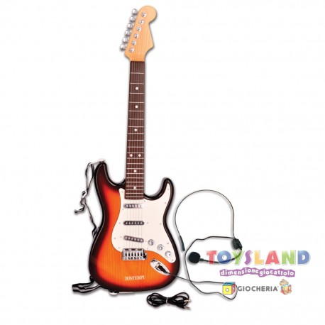 CHITARRA ELETTRICA + MICROFONO + MP3 (24 1310)