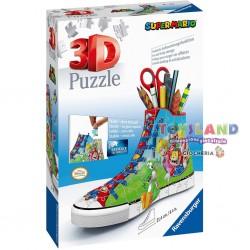 108 Pezzi PUZZLE 3D SUPER MARIO SNEAKER (11267)