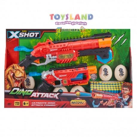 X-SHOT DINO ATTACK COMBO PACK (4859)