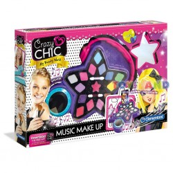 MUSIC MAKE UP CRAZY CHIC