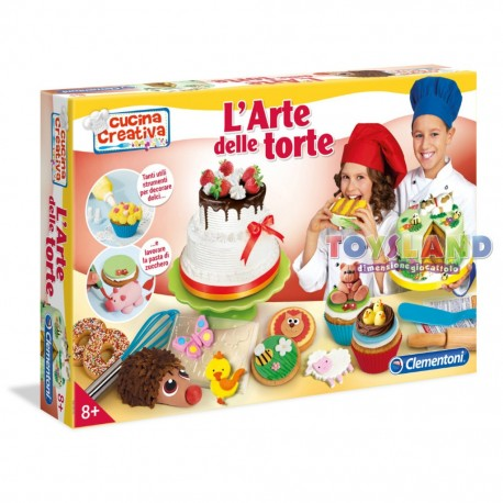 L'ARTE DELLE TORTE