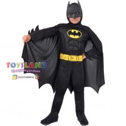 COSTUME BATMAN CON MUSCOLI 10/12 (11671.10-12)