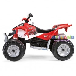 POLARIS 12V. OUTLAW RED