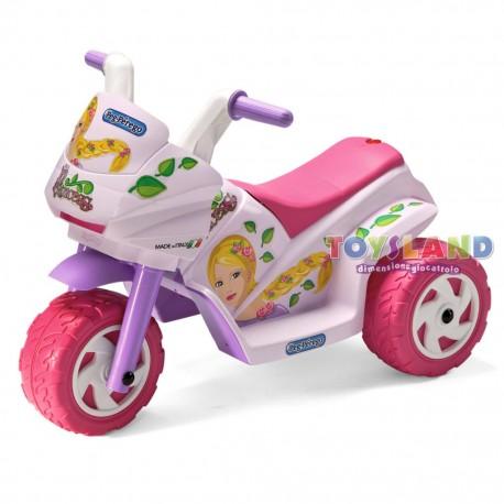 MOTO RAIDER PRINCESS