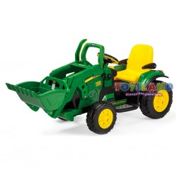 JOHN DEERE GROUND LOADER