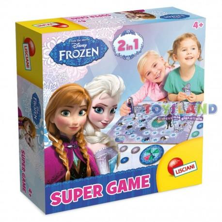 FROZEN SUPER GAME