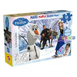 PUZZLE DF SUPERMAXI 35 FROZEN OLAF & FRIENDS