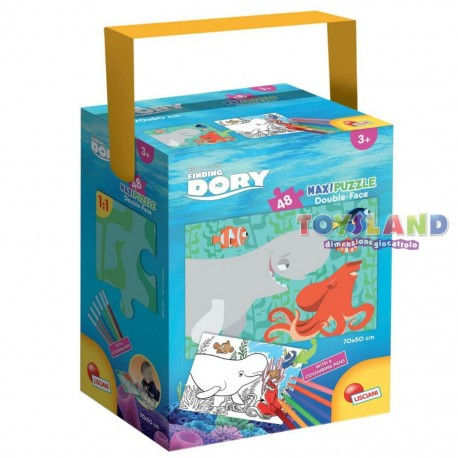 PUZZLE IN A TUB MAXI DORY